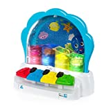 Great minds start little. Baby Einstein knows a thing or two about inspiring little musicians -- they've been making classical music-themed baby products and videos for over two decades. The Pop & Glow Piano features 2 modes of play. In melody mo...