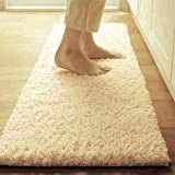 H-6512 Thick Area Rugs for Kitchen Shaggy Carpet , 1.01.6...