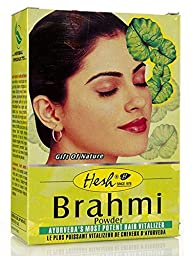 Hesh Pharma 100% Natural Herbs Powder 100gm (Brahmi Powder)
