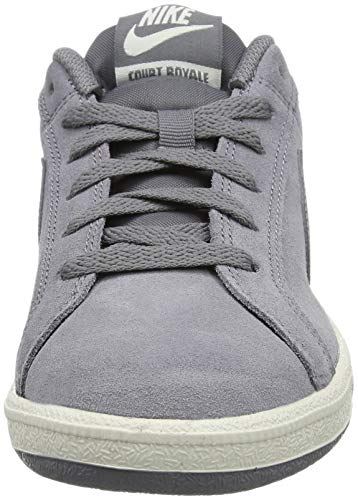 gunsmoke Wmnscourt Sneakers Nike gunsmoke Royale 004 Femme phantom Basses Multicolore Suede H8UZdwq