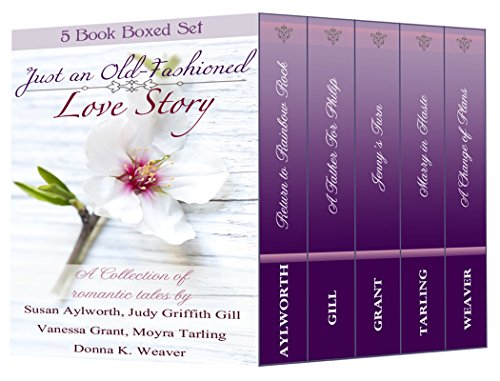 Sweet romance novels… no filler. Discover today's Kindle Daily Deal:  Just an Old Fashioned Love Story: A collection of romantic novels
