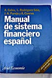 img - for Manual De Sistema Financiero Espa ol book / textbook / text book
