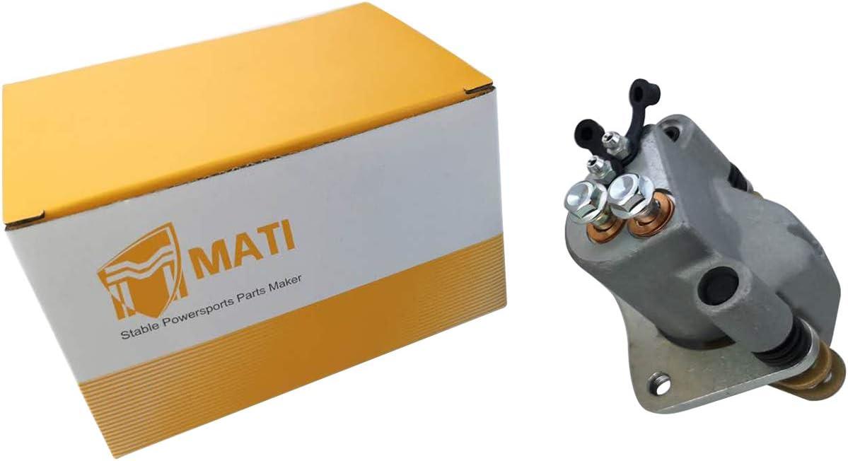 Mati Rear Right Brake Caliper Assembly for Polaris ATV Hawkeye 325 400 Sportsman 400 450 500 570 Farmhand 450 1911415