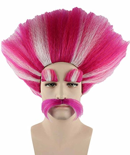 Trolls King Peppy Costume