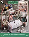 img - for Doll Furniture Painted Wood Create a Fantasy in Miniature with Never-Fail Painting Techniques! (Suzanne McNeill Design Originals, No.2182) book / textbook / text book