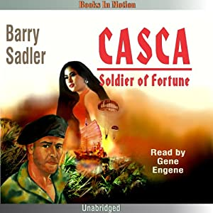 Casca: Soldier of Fortune: Casca Series #8 Audiobook