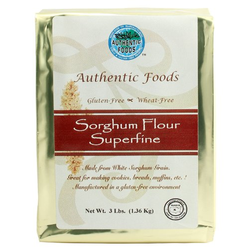 Authentic Foods Sorghum Flour Superfine 3lbs
