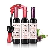 6 Colors Wine Lip Tint, Natural Liquid Lipstick