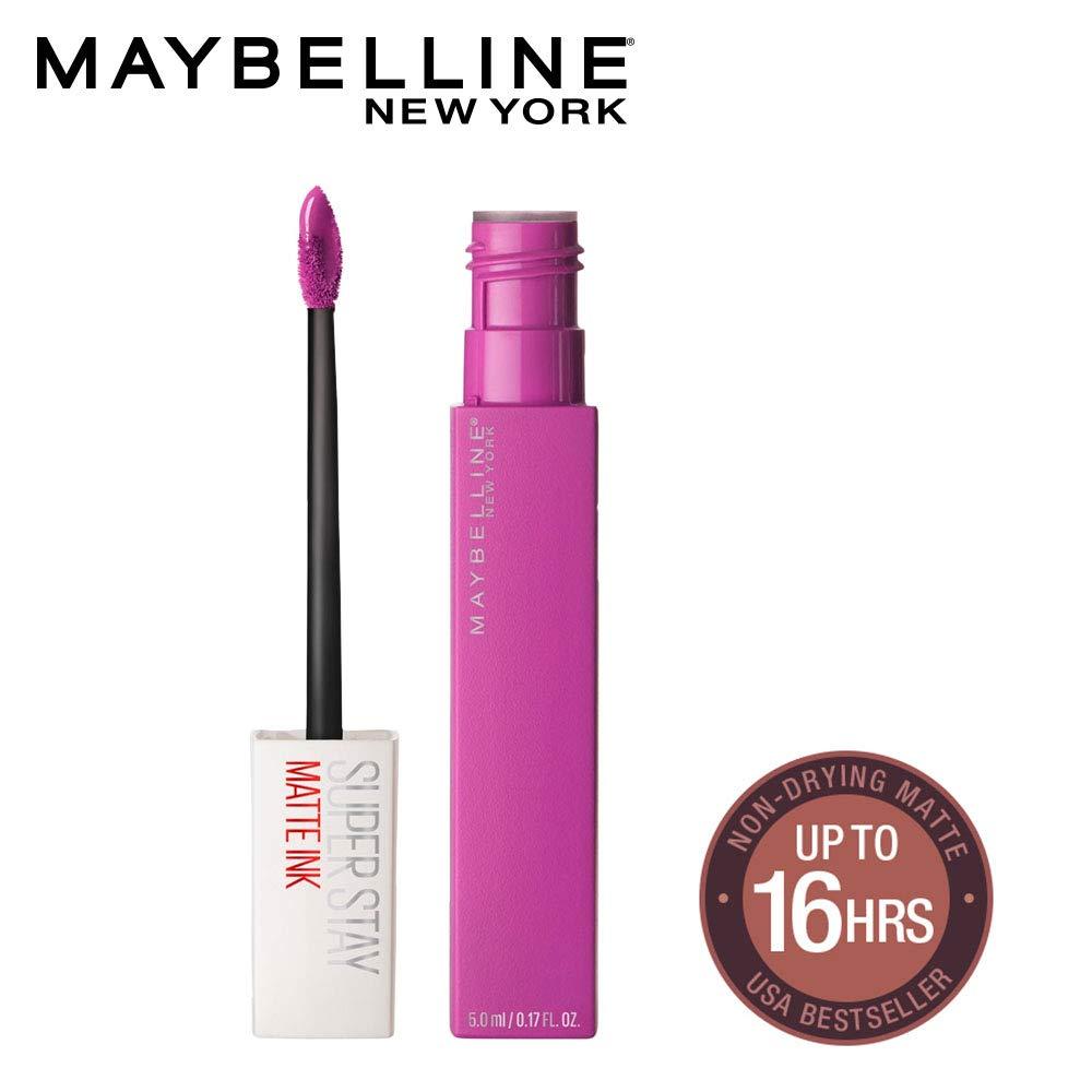 Maybelline-New-York-Super-Stay-Matte-Ink-Liquid-Lipstick thumbnail 33