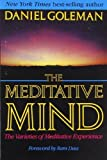 The Meditative Mind: The Varieties of Meditative Experience by Daniel Goleman (1996-01-03)