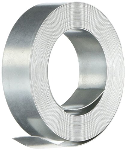 "Wholesale CASE of 20 - Dymo Self-Adhesive Aluminum Embossing Tape -Aluminum Tape with Adhesive, 1/2""x12' Size, Aluminum"