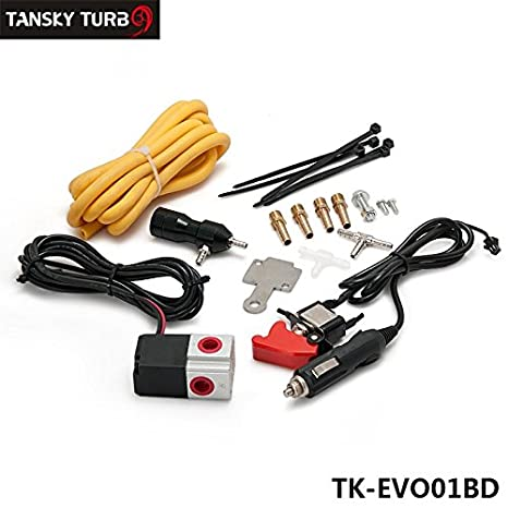 tansky - Alta calidad TURBO Manual Boost Controller Kit de actualización de doble etapa nueva versión tk-evo01bd: Amazon.es: Coche y moto