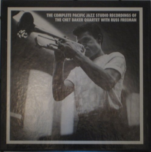 The Complete Pacific Jazz Studio Recordings of the Chet Baker Quartet with Russ - Box Mosaic Set