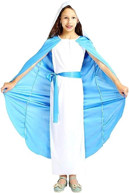 Disfraz de virgen maría - madonna - disfraz - carnaval - halloween ...