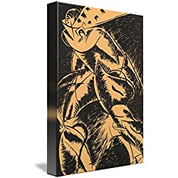 Wall Art Print entitled Dynamism Of A Human Body by The Fine Art Masters   21 x 32