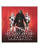 American Greetings Star Wars Episode VII Lunch Napkins, 16 Count, Party Supplies Novelty