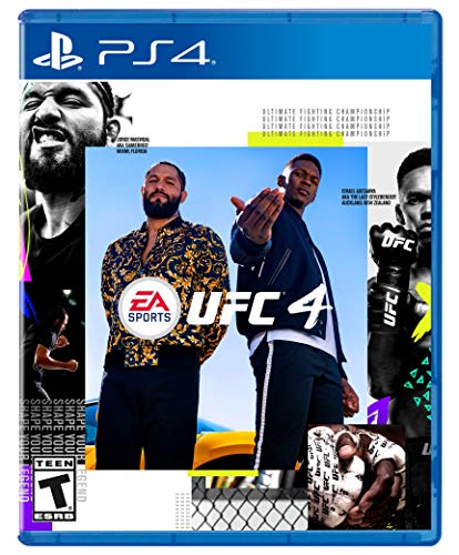 EA SPORTS UFC 4 – PlayStation 4