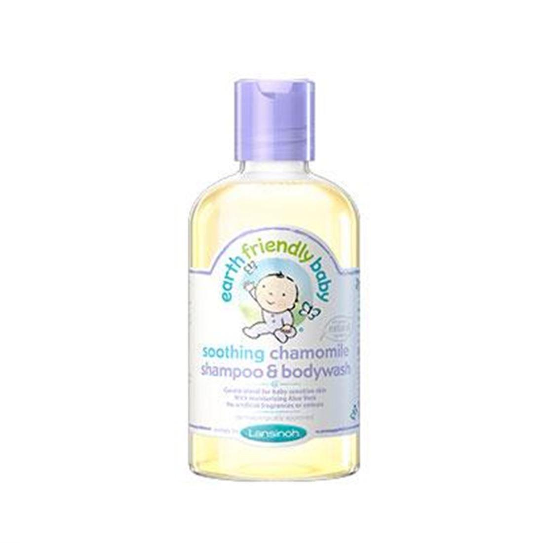 Earth Friendly Baby | Chamomile Shampoo & Wash OG | 2 x 6 x 250ml