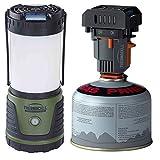 propane butane lantern - Thermacell Campsite Kit: MR-BP Backpacker Mosquito Repeller & Trailblazer Camp Lantern/Repeller