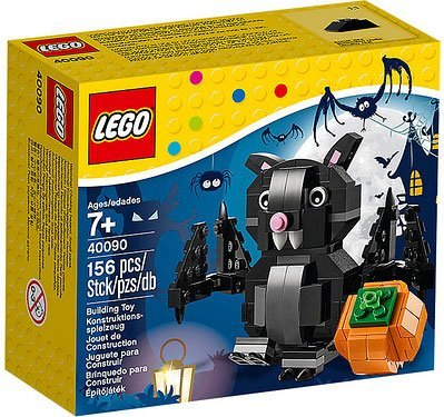 Lego Halloween set Bat & Pumpkin 40090 ()