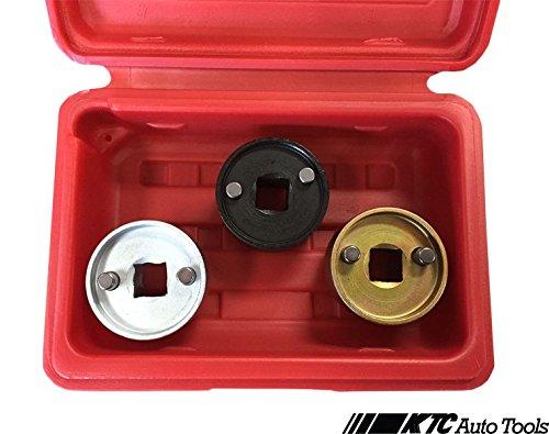 VW, AUDI Camshaft Adjusting Socket Set (3PCS) T10352, T10352/1 and T10352/2 Camshaft Adjusting Socket