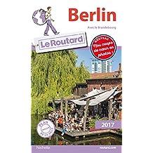 BERLIN 2017 + PLAN DE VILLE