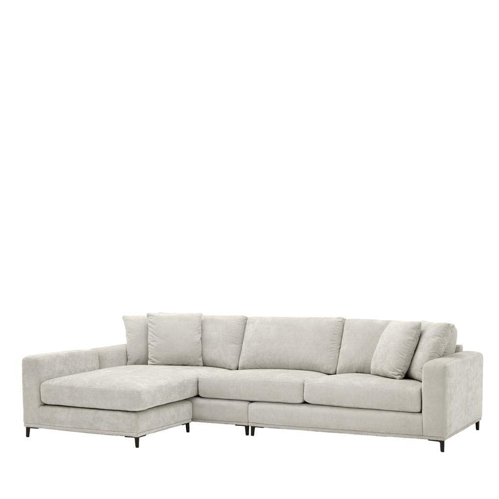 Amazon.com: Beige Lounge Sofa | EICHHOLTZ FERAUD | Clarck ...