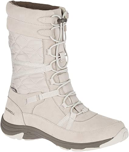 Hautes Approach Tall Leather Merrell WaterproofBottes 80wNvmnyO