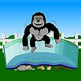 Gorilla Pad 18'x33' Oval