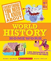 Everything You Need to Know About World History Homework (Everything You Need to Know About)