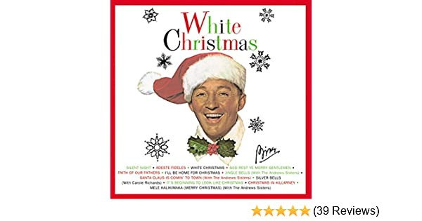 Mele Kalikimaka (Merry Christmas) by Bing Crosby & The Andrews ...