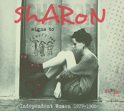 Sharon Signs Cherry Independent Women