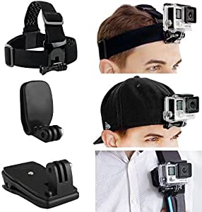 Foolish Special Navitech Action Camera Backpack /& 18-in-1 Accessory Combo Kit With Integrated Chest Strap Compatible With The Nilox Action Cam Mini F-60 Tube Action Camera Foolish Ducati Foolish