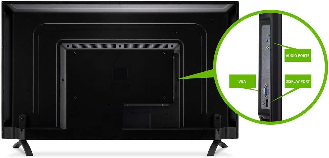 Acer EB490QK Pantalla para PC 123,2 cm (48.5