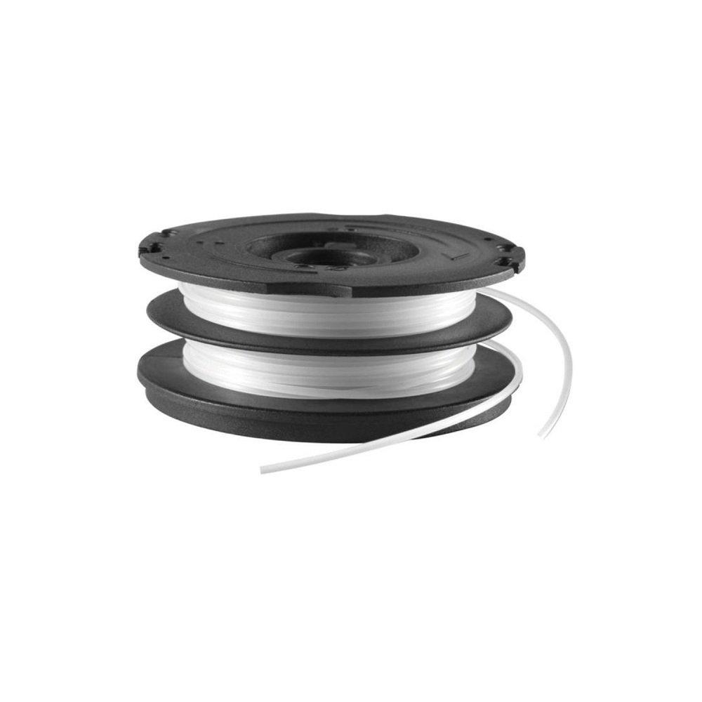 BLACK+DECKER Line on 2 x 6 m Spool for GL700 Series, 1.5 mm Black & Decker A6495-XJ
