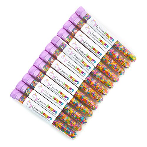 Unicorn Boogers Candy | 12-Pack | Fun Party Favor! | Allergen Free! | Fruit Flavored Candy | MADE IN THE USA!