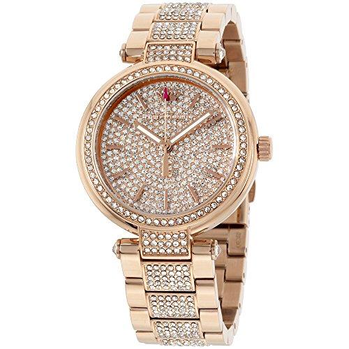 Juicy Couture Sienna Crystal Dial Ladies Watch 1901497