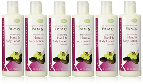 PROVON MOISTURIZING HAND & BODY LOTION