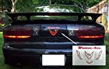 Trans Am Rear Panel Overlay Decal - 93-02 Trans Am - (Color: Gloss Red)