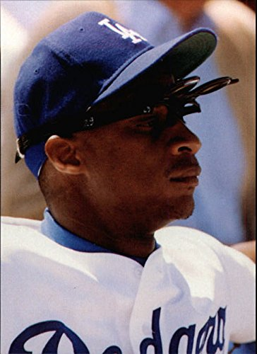 1991 Colla Strawberry #5 Darryl Strawberry/(Head shot with flip-up sungla - - Sungla