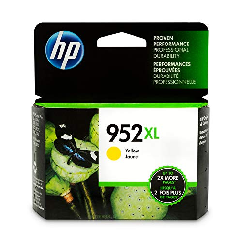 HP 952XL Ink Cartridge Yellow (L0S67AN) ()