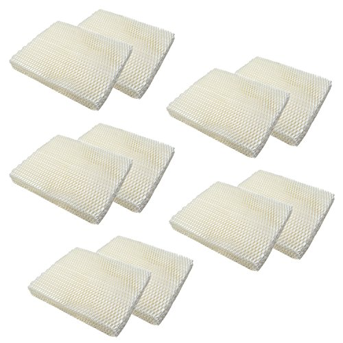 HQRP 10-pack Wick Filter for Vornado