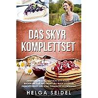 Das Skyr Komplettset: Abnehmen mit Skyr | Köstliche Skyr Rezepte | Backen mit Skyr. Das große 3 in 1 Buch! Effektiver Gewichtsverlust durch das isländische Milchprodukt