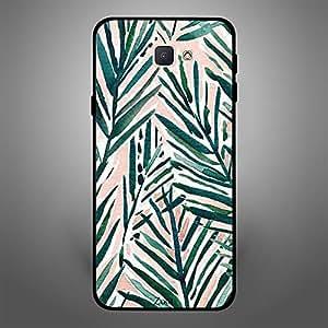 Samsung Galaxy J5 Prime Bamboo Leaves pattern