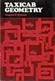 Taxicab Geometry, Eugene Franklin Krause, 0201039346