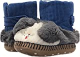 Hanna Andersson Baby Girl's and Boy's Slipper, Dog, 4 M US Toddler