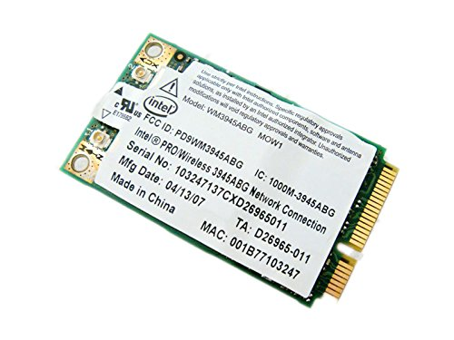 Intel 3945 Wireless Card - 4
