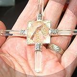 Healing Crystals India Beautiful Powerful Dr Usui Reiki Symbols Point Pyramid Crystal Energy Generator Grid Balance