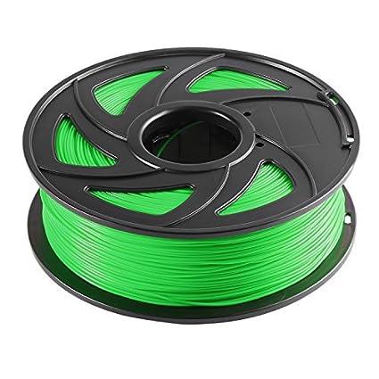 Impresora 3d filamento 1 kg/2.2lb 1,75 mm PLA modelado diámetro ...