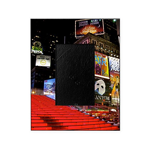 CafePress - Broadway NYC - Decorative 8x10 Picture Frame